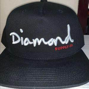 Diamond SnapBack
